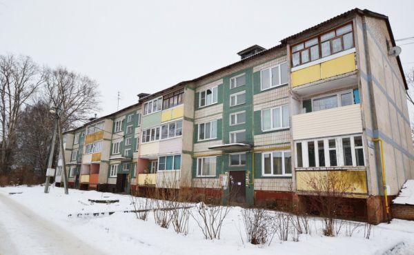 2-х ком.квартира в Волоколамске на ул.Текстильщиков д.2(район Фабричный)